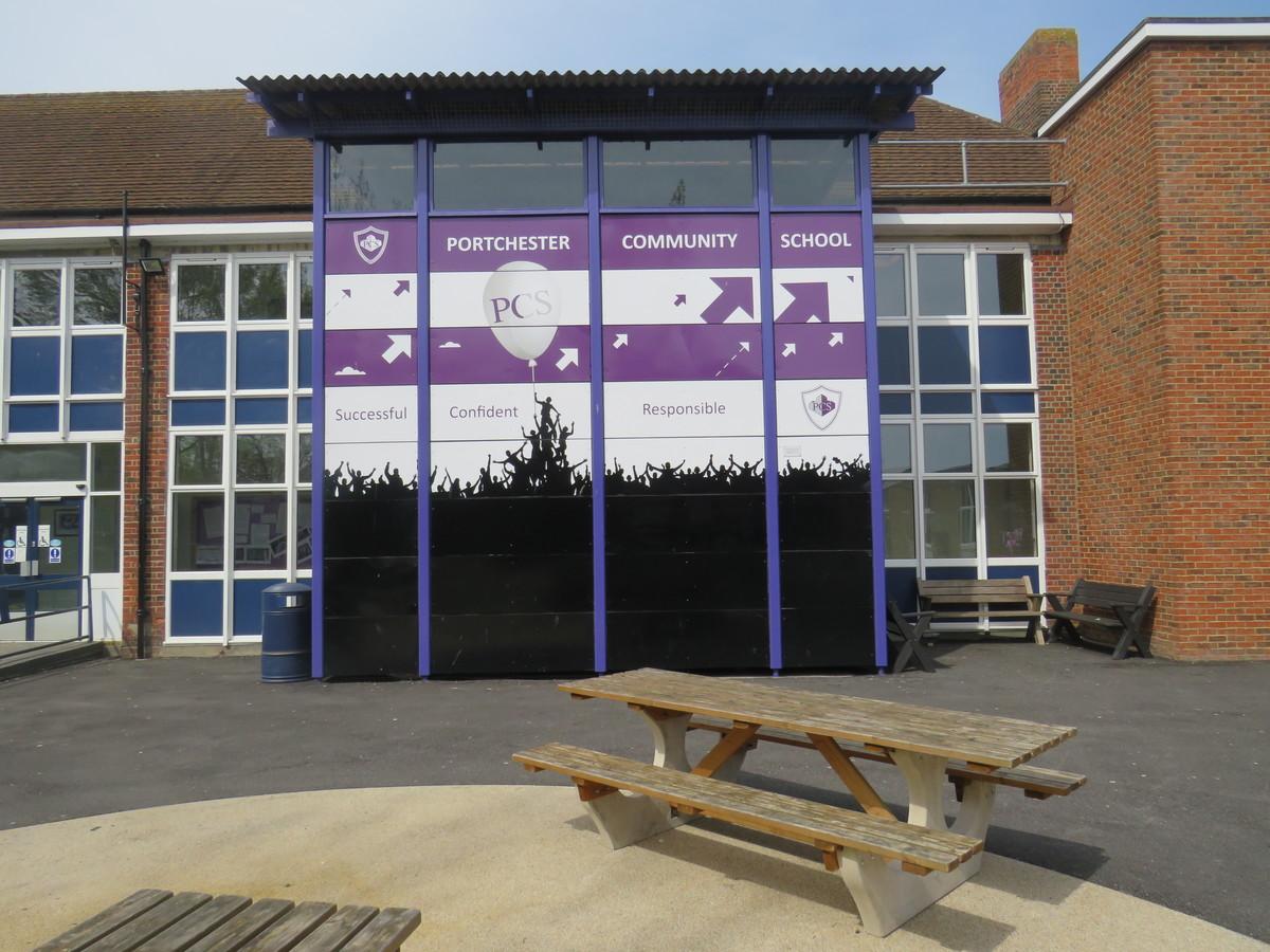 Portchester Community School - Hampshire - 2 - SchoolHire