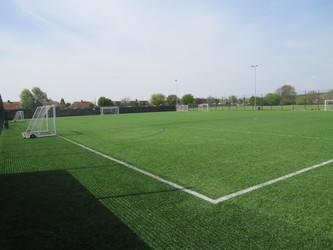 3G Football Pitch - Portchester Community School - Hampshire - 1 - SchoolHire
