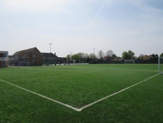 3G Football Pitch - Portchester Community School - Hampshire - 2 - SchoolHire