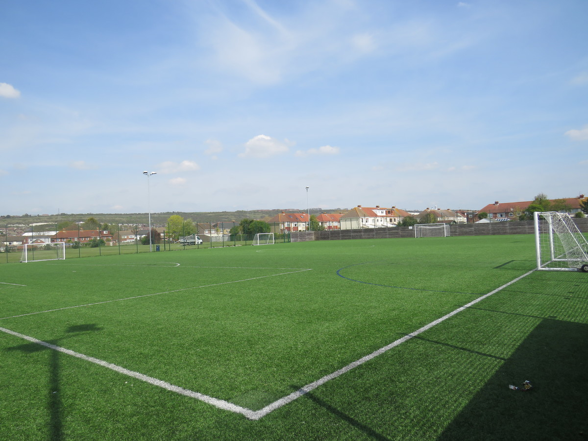 3G Football Pitch - Portchester Community School - Hampshire - 4 - SchoolHire