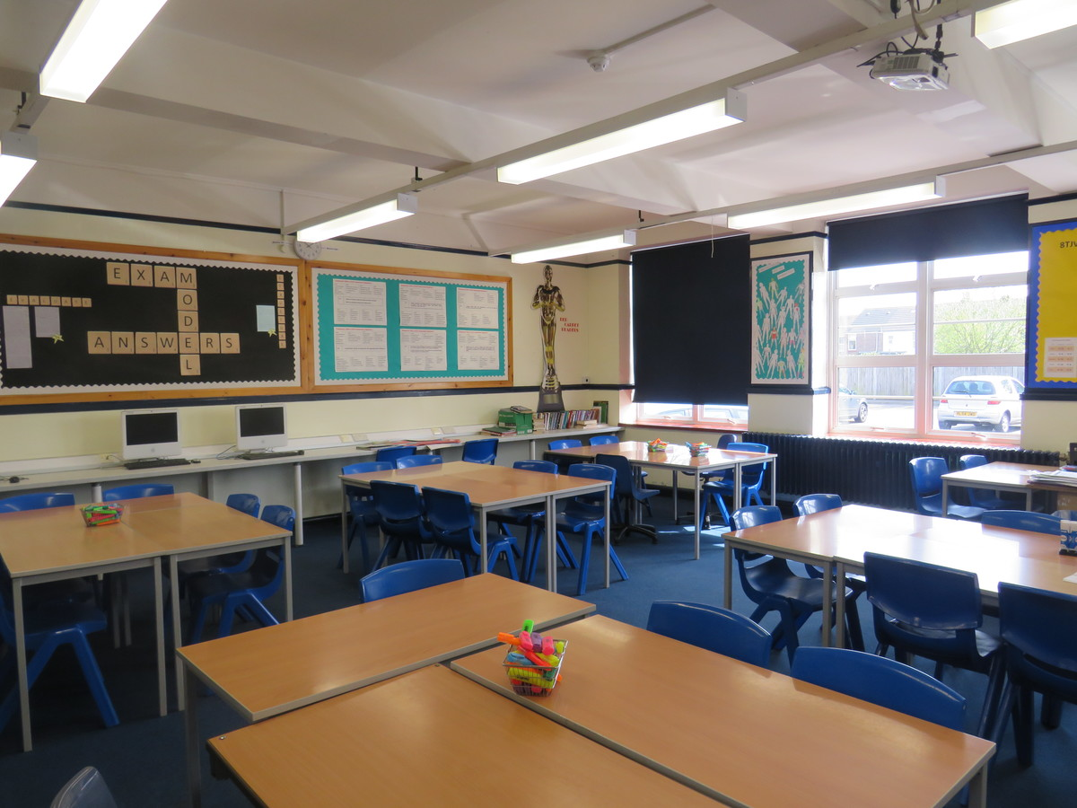 Classrooms - Portchester Community School - Hampshire - 1 - SchoolHire