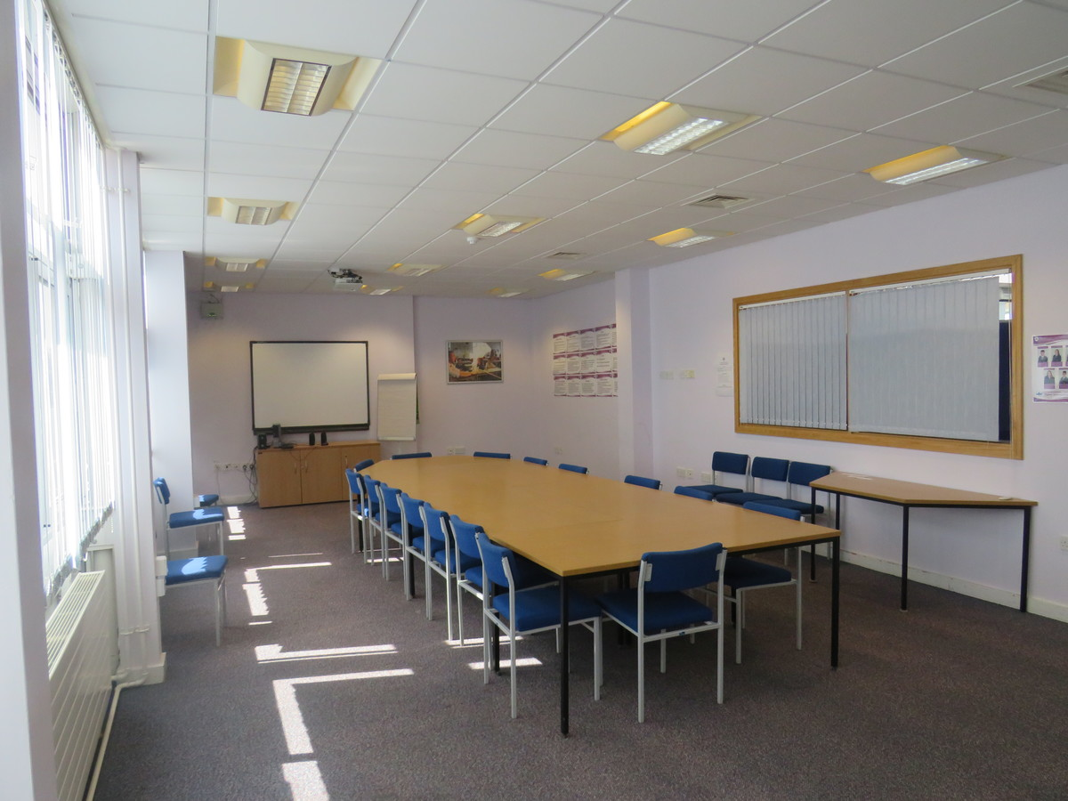 Conference Room - Portchester Community School - Hampshire - 1 - SchoolHire