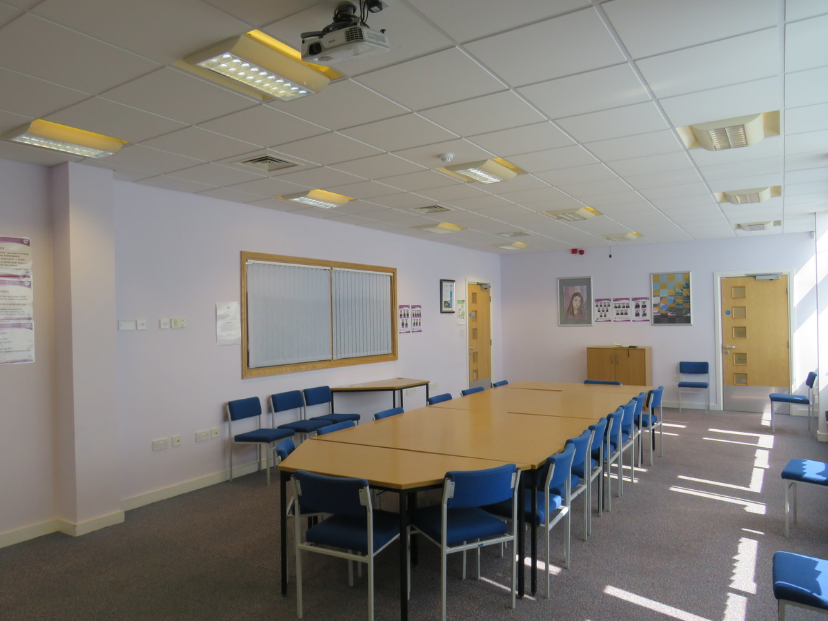 Conference Room - Portchester Community School - Hampshire - 2 - SchoolHire