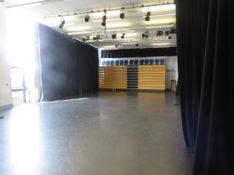 Dance Studio - Portchester Community School - Hampshire - 1 - SchoolHire