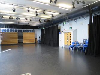 Dance Studio - Portchester Community School - Hampshire - 2 - SchoolHire