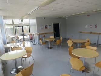 Dining Room - Portchester Community School - Hampshire - 2 - SchoolHire