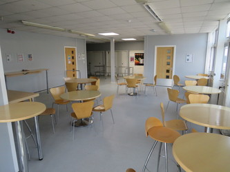Dining Room - Portchester Community School - Hampshire - 3 - SchoolHire