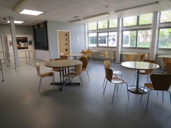 Dining Room - Portchester Community School - Hampshire - 4 - SchoolHire