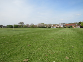 Grass Football Pitch - Portchester Community School - Hampshire - 2 - SchoolHire