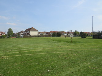 Grass Football Pitch - Portchester Community School - Hampshire - 4 - SchoolHire