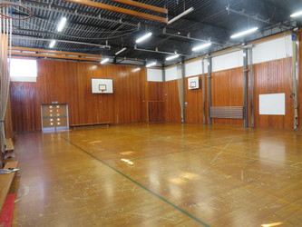 Gymnasium - Portchester Community School - Hampshire - 1 - SchoolHire