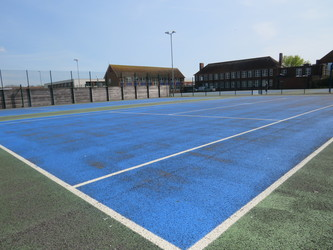 Tennis Courts - Portchester Community School - Hampshire - 4 - SchoolHire