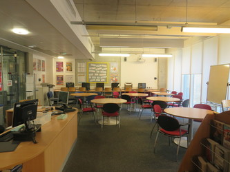 Library - Heartlands High School - Haringey - 1 - SchoolHire
