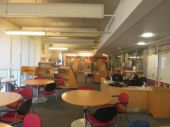 Library - Heartlands High School - Haringey - 4 - SchoolHire