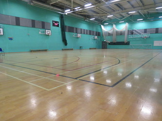 Sports Hall - Heartlands High School - Haringey - 1 - SchoolHire