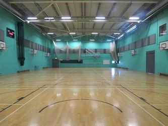Sports Hall - Heartlands High School - Haringey - 2 - SchoolHire