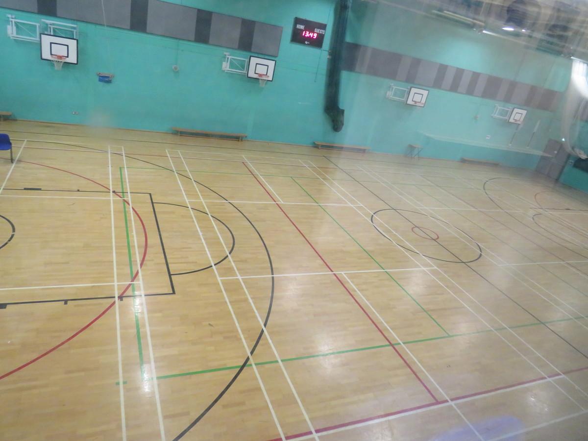 Sports Hall - Heartlands High School - Haringey - 3 - SchoolHire