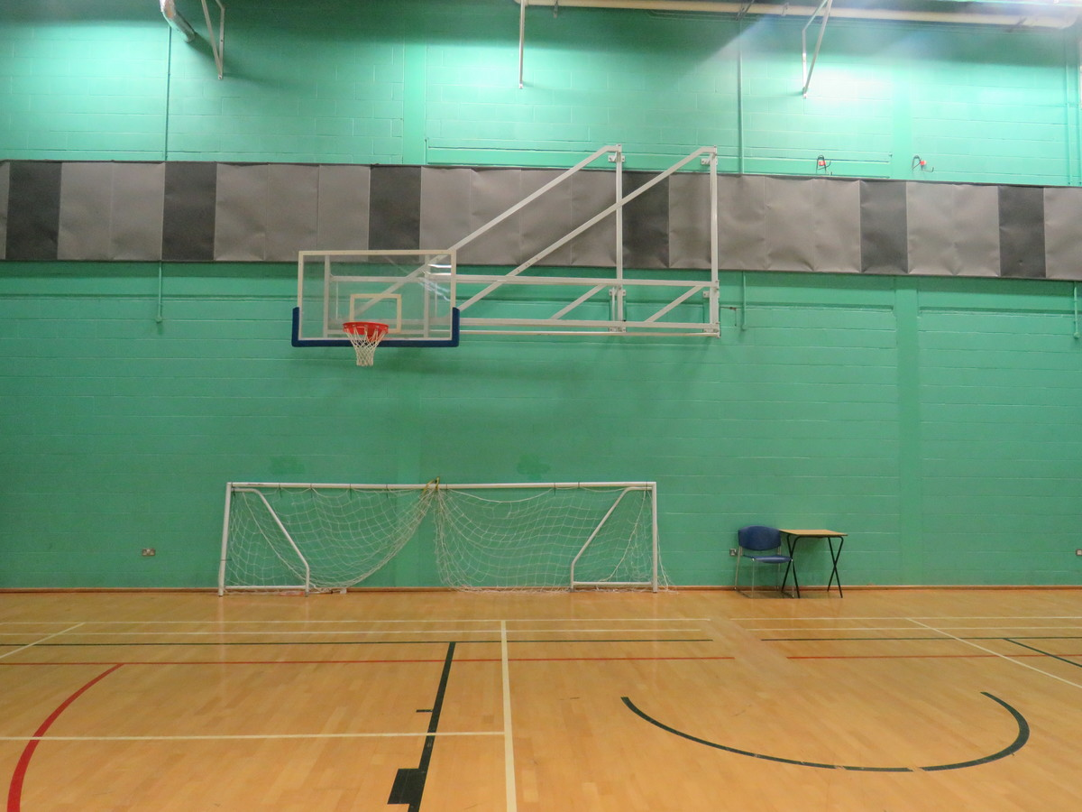 Sports Hall - Heartlands High School - Haringey - 4 - SchoolHire