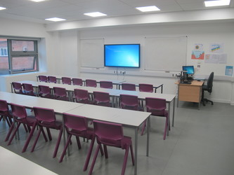 Classrooms - New Style - New Block - Wallington High School for Girls - Sutton - 1 - SchoolHire