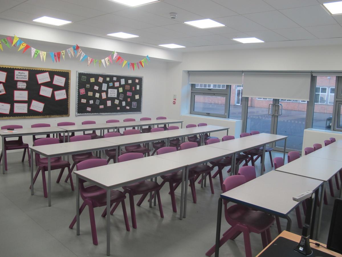 Classrooms - New Style - New Block - Wallington High School for Girls - Sutton - 2 - SchoolHire