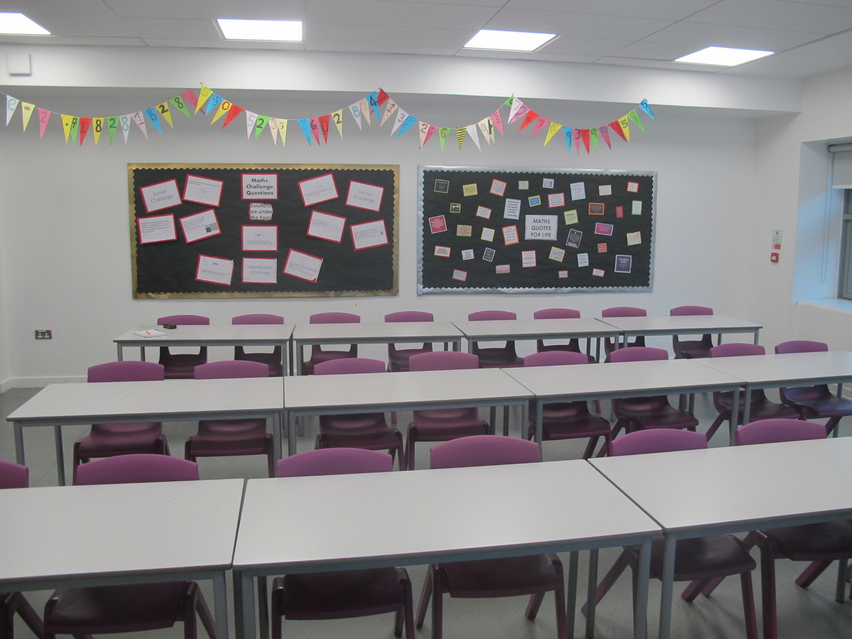 Classrooms - New Style - New Block - Wallington High School for Girls - Sutton - 3 - SchoolHire
