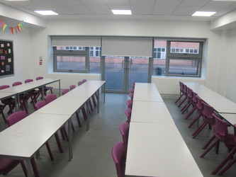 Classrooms - New Style - New Block - Wallington High School for Girls - Sutton - 4 - SchoolHire