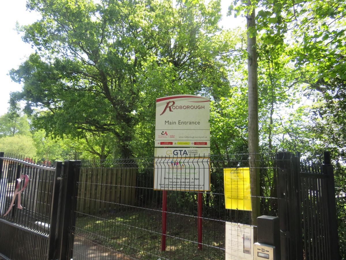 Rodborough School - Surrey - 3 - SchoolHire