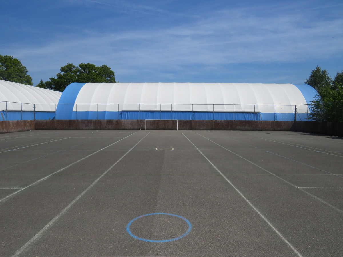All Weather Court - Rodborough School - Surrey - 1 - SchoolHire