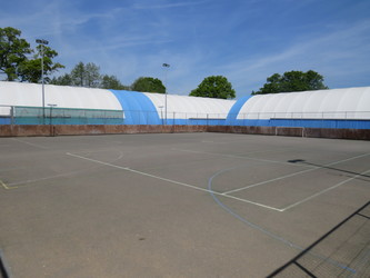 All Weather Court - Rodborough School - Surrey - 2 - SchoolHire