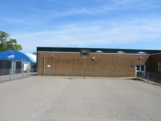 Basketball Court - Rodborough School - Surrey - 1 - SchoolHire