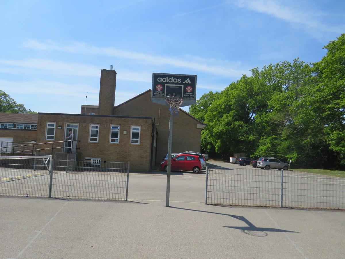 Basketball Court - Rodborough School - Surrey - 4 - SchoolHire