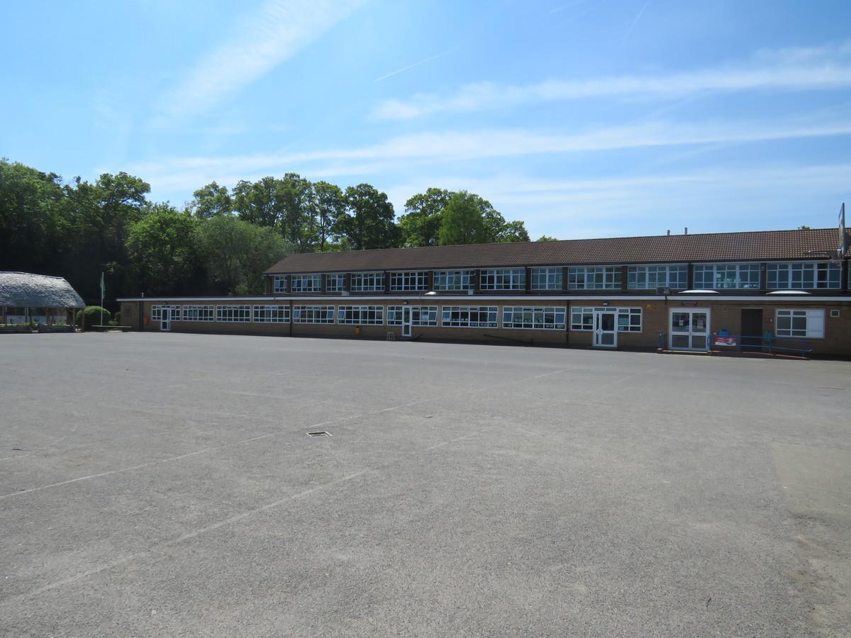Car Park - Rodborough School - Surrey - 2 - SchoolHire
