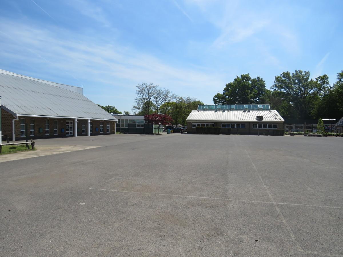 Car Park - Rodborough School - Surrey - 3 - SchoolHire
