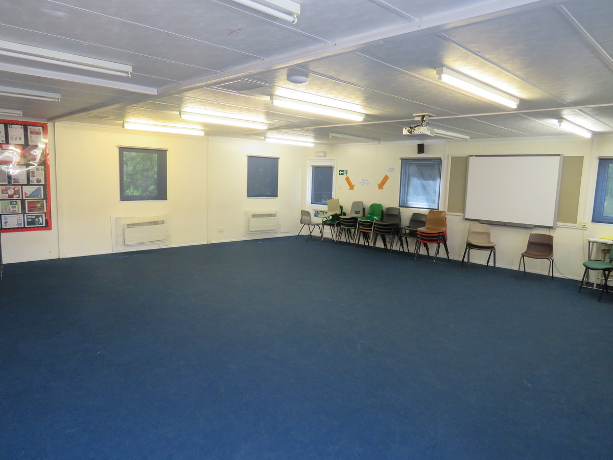 Drama Room/Studio - Rodborough School - Surrey - 1 - SchoolHire