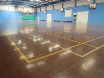 Sports Hall - Rodborough School - Surrey - 1 - SchoolHire