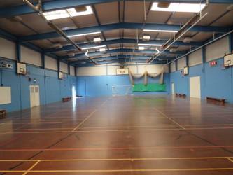 Sports Hall - Rodborough School - Surrey - 2 - SchoolHire