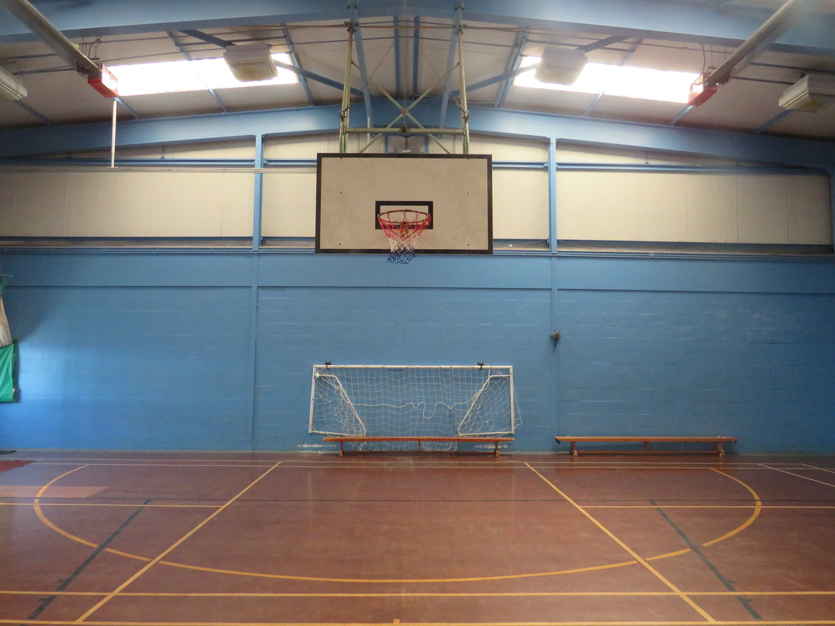 Sports Hall - Rodborough School - Surrey - 3 - SchoolHire