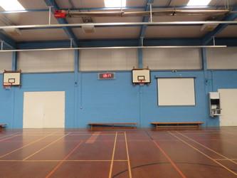 Sports Hall - Rodborough School - Surrey - 4 - SchoolHire