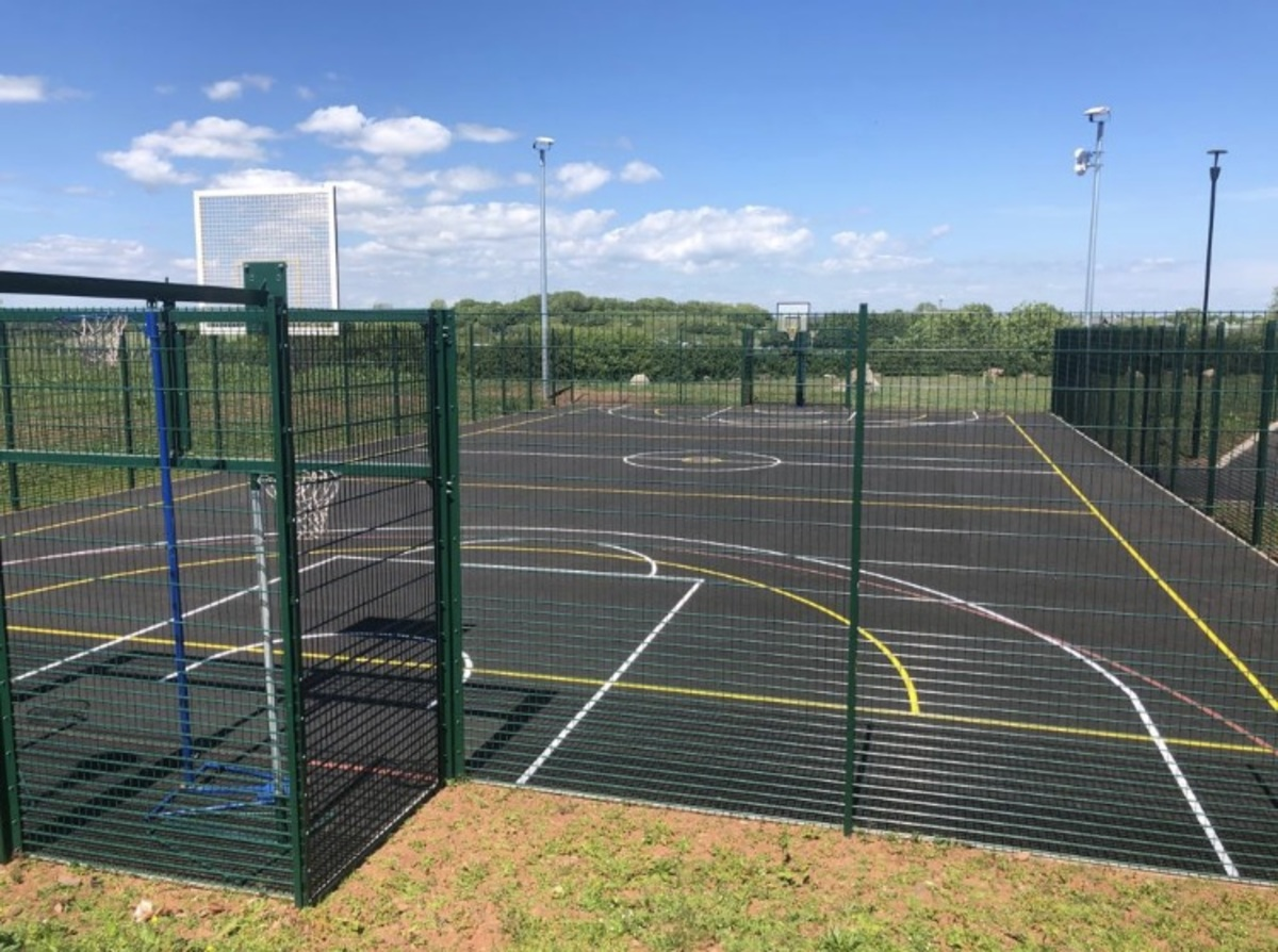MUGA - South Devon College Sports and Fitness - Devon - 1 - SchoolHire