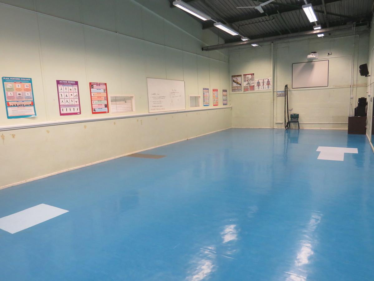 Dance Studio - Braunton Academy - Devon - 2 - SchoolHire
