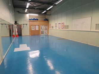 Dance Studio - Braunton Academy - Devon - 4 - SchoolHire