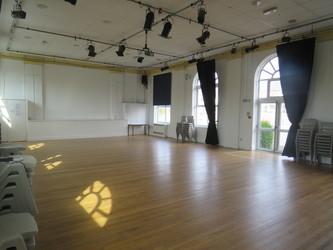Drama Hall - Braunton Academy - Devon - 2 - SchoolHire