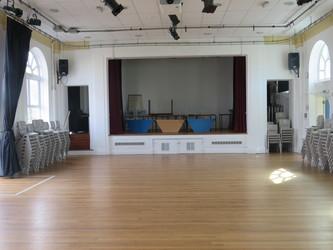 Drama Hall - Braunton Academy - Devon - 1 - SchoolHire