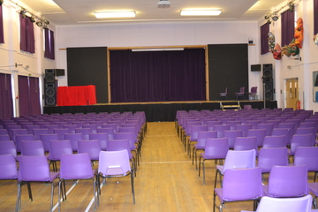 Main Hall - Wallington High School for Girls - Sutton - 1 - SchoolHire