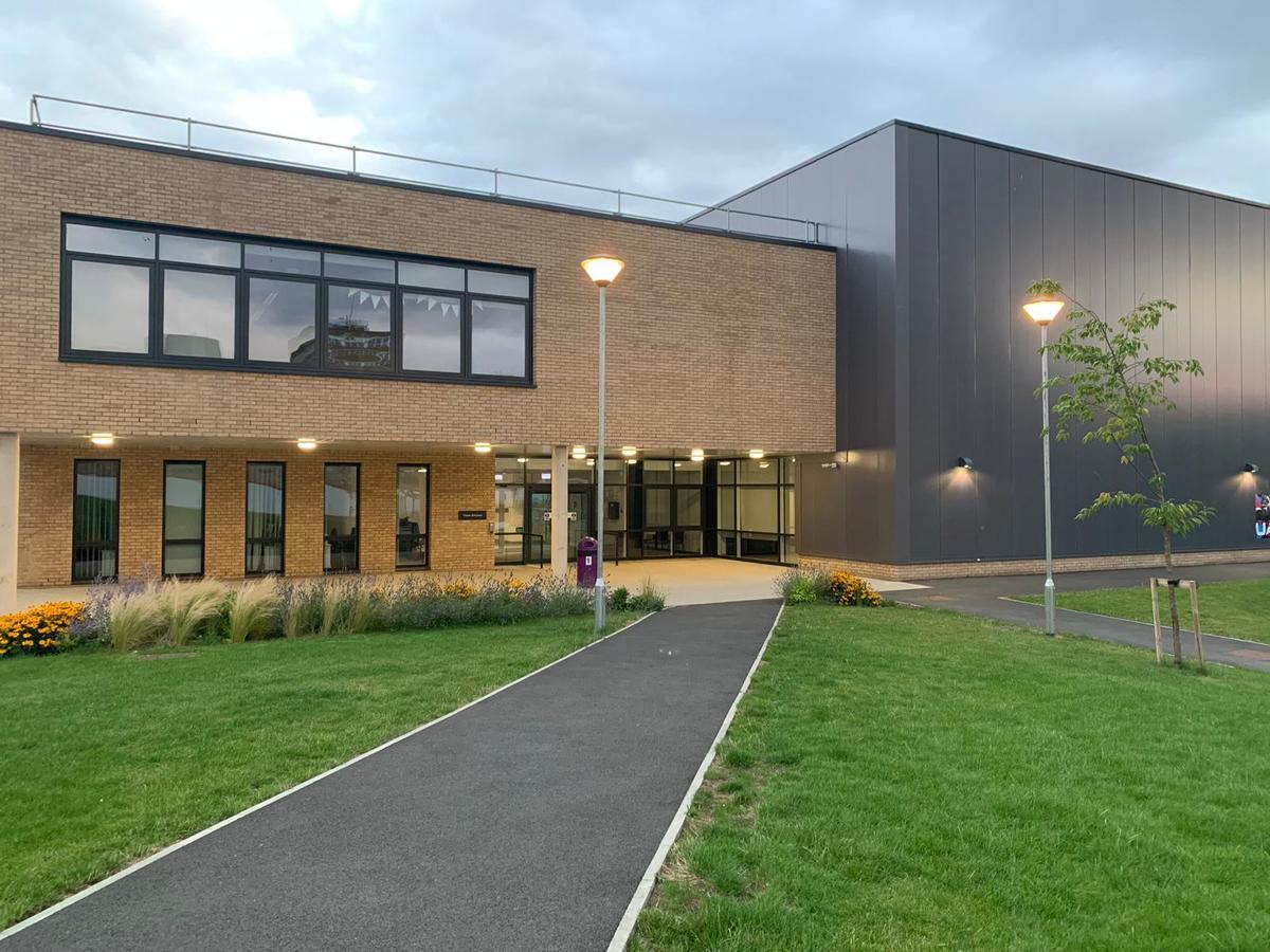 SLS @ Ark Elvin Academy - Brent - 2 - SchoolHire