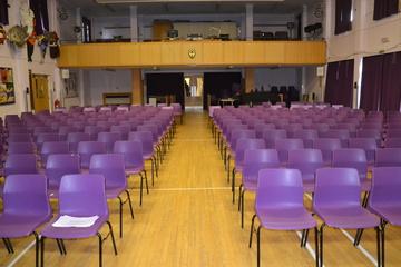 Main Hall - Wallington High School for Girls - Sutton - 3 - SchoolHire