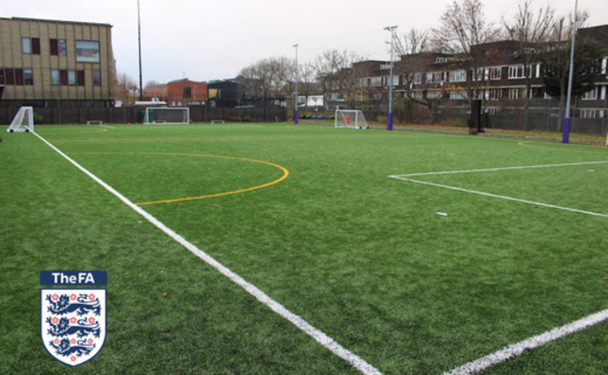 3G Pitch  - SLS @ Ark All Saints Academy - Southwark - 1 - SchoolHire