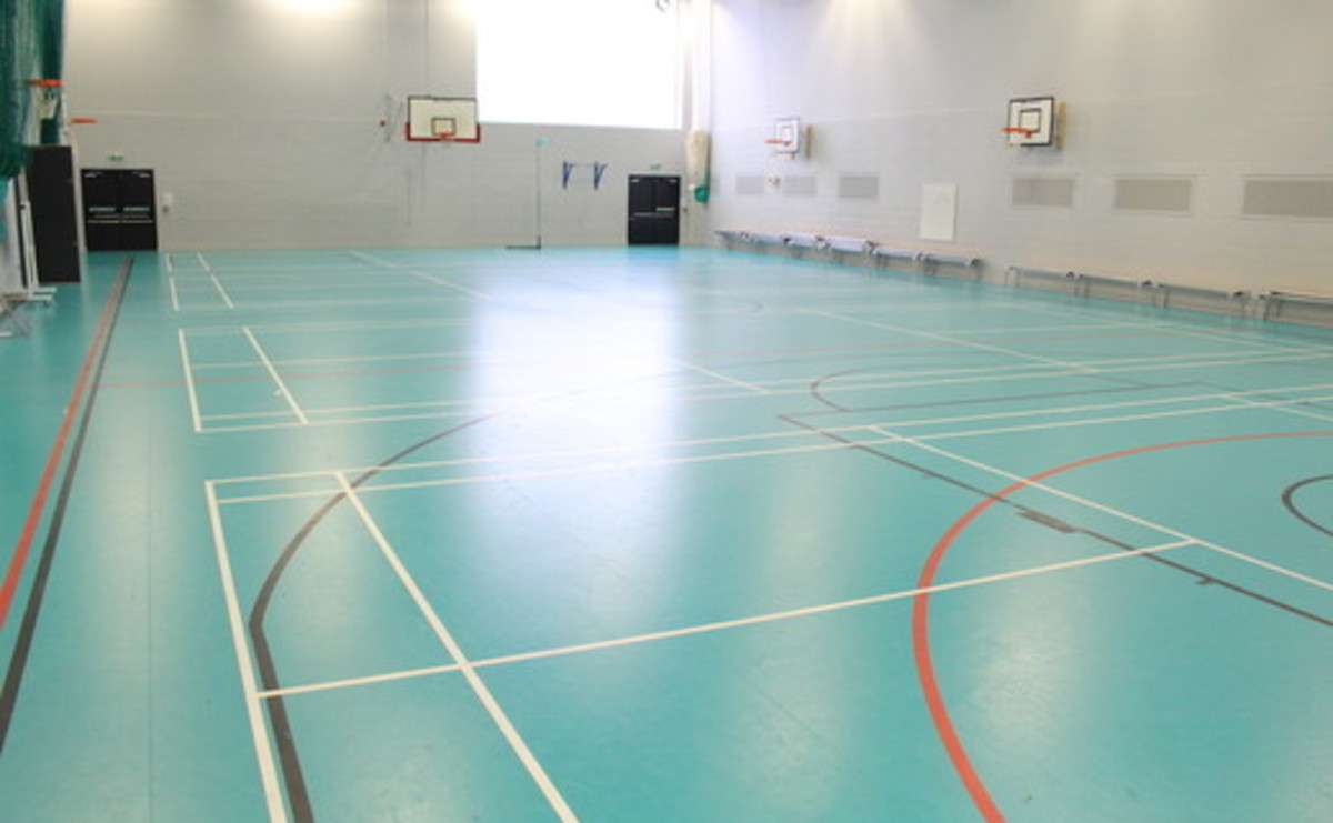 Sports Hall  - SLS @ Ark All Saints Academy - Southwark - 1 - SchoolHire