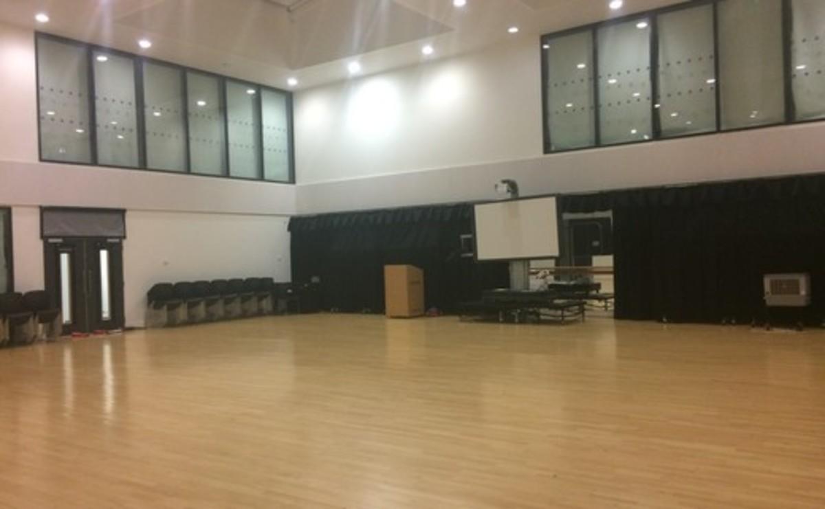 Activity Studio - Main Hall - SLS @ Ark All Saints Academy - Southwark - 1 - SchoolHire
