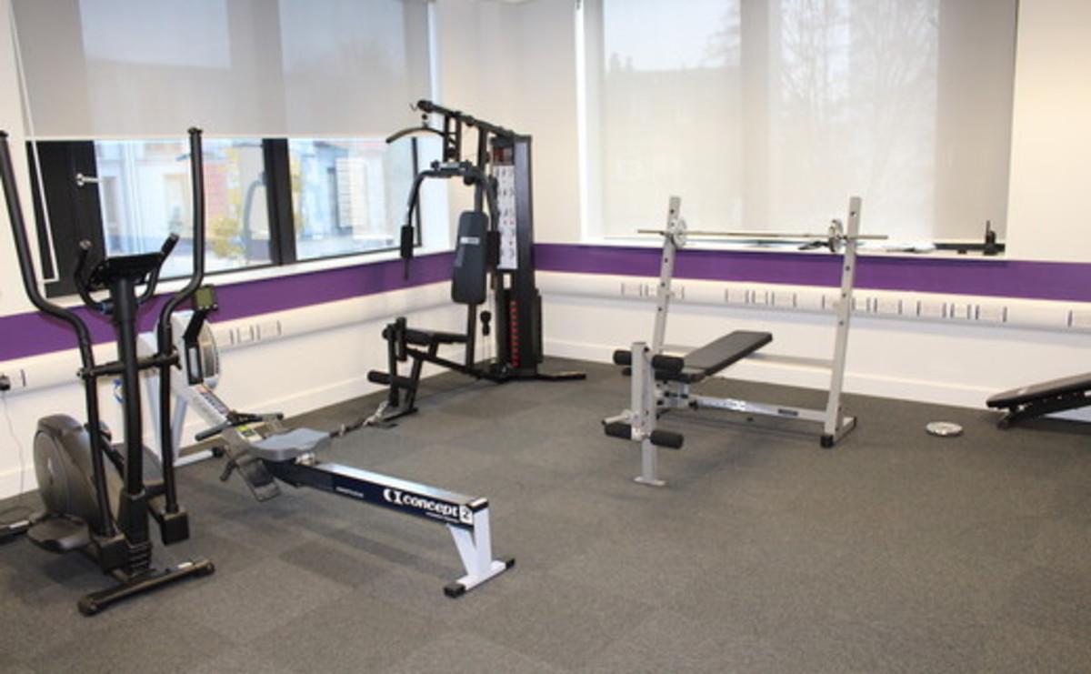 Fitness Suite  - SLS @ Ark All Saints Academy - Southwark - 1 - SchoolHire